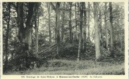 Marcour-sur- Ourthe -  Le Calvaire - Ermitage De Saint-Thibaut ( Voir Verso ) - Rendeux