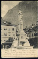 B1508 - Bozen - Walter Vogelweide - Bolzano