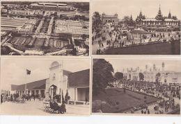 BRITISH EMPIRE EXHIBITION, WEMBLEY 1924. 10 CARDS - Exhibitions