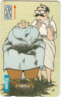 MALAYSIA(GPT) -  Utusan Cartoons/Shrunken Head, CN : 39MSAB/C, Used