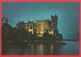 CARTOLINA NV ITALIA - MIRAMARE TRIESTE - Castello - Suoni E Luci - 10 X 15 - PERFETTA - Trieste
