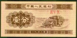 CINA - CAMION - Anno 1953 - Cina