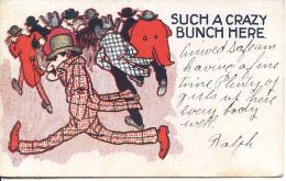 USA COMIC  - SUCH A CRAZY BUNCH HERE 1907 - Comics