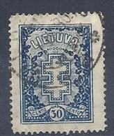 131007505  LITUANIA YVERT   Nº  286 - Lituania