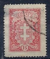131007507  LITUANIA YVERT   Nº  267 - Lituania