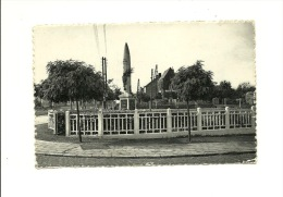 Aulnois Monument Aux Morts - Quévy