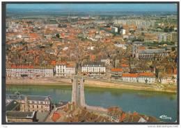 Postkaart - Vue Générale Aérenne Te Chalon - Sur -Saone - Chalon Sur Saone