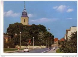 GREVEN  -  WESTF.    VoBstraBe  -  St Martin  Kirche - Steinfurt