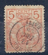 131007558  T'HAITI YVERT   Nº  24 - Tahiti (1882-1915)