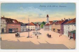 Aspang Hauptplatz - Autriche
