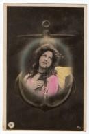 Angel  Engel Angelo Vintage Original Postcard Cpa Ak (W3_2524) - Angeles