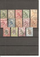 Finlandia-Finland Nº Yvert  66-75, 77-80 (usado) (o) - Used Stamps