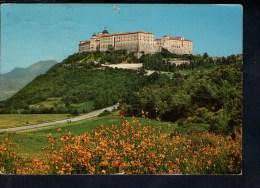 L152 Abbazia Di Montecassino ( Cassino, Frosinone ) Lato Nord Ovest - Used 1972 - Ed. Riservata Abbazia Di Montec, - Altre Città
