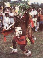 (240) Papua New Guinea Dancer - Men - Papua-Neuguinea