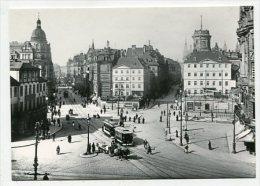 GERMANY - AK 175090 Dresden - Pirnaischer Platz ... MODERN REPRODUCTION CARD - Dresden