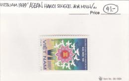 Vietnam1999 ASEAN Hanoi MNH - Vietnam