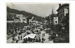 Suisse // Valais // Monthey-La Place - VS Valais