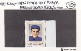 Vietnam1997 Huynh Thuk Khang MNH - Vietnam