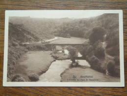 L'OURTHE Au Pont De RENSIWEZ - Anno 19?? ( Zie Foto´s Voor Details ) !! - Houffalize