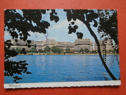 28339 PC: USA: Watergate. (Postmark 1982). - Postcards