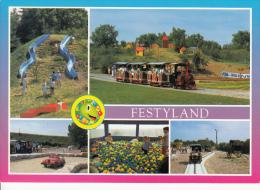 """14 - BRETTEVILLE Sur ODON - Le Parc D' Attractions """" FESTYLAND """" - France"""