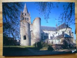 45 : Meung-sur-Loire - L´Eglise Et Son Donjon Où François Villon Fut Emprisonné - (n°946) - France