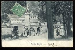 Cpa Du Sri Lanka --  Kandy  Ceylon     APJ8 - Sri Lanka (Ceylon)