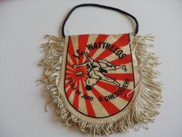 FANION - JUDO CLUB WATTRELOS Nord FRANCE - Sports De Combat