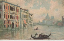 .VENEZIA (grand Canal ) - Italia