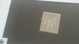 LOT 173293 TIMBRE DE FRANCE NEUF* - 1876-1898 Sage (Type II)