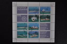 1978, Bloc No 59 Oblitéré 1er Jour - Blocks & Kleinbögen