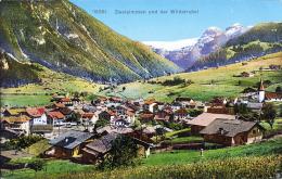 ZWEISIMMEN - Und Der Wildstrubel - BE Berne