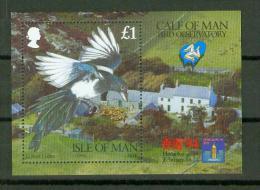 Isle Of Man1994,1 Block,birds,vogel,oiseaux,vögel,pajaros,,MNH/Postfris, (E2021) - Unclassified
