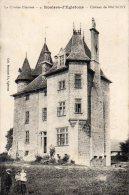 ROSIERS D'EGLETONS Chateau De MAUMONT Animation - Egletons