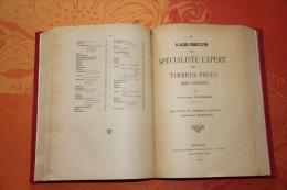 Vademecum Des Timbres D'Europe Et Du Monde De Serrane 1926 Et 1929 - Guides & Manuels