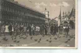 PIAZZA SAN MARCO   VENEZIA  CIRCA 1910  TBE     OHL - Venezia (Venice)