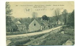 78/CERNAY LA VILLE, Moulin Des Rochers, Vallée De Chevreuse, Route De Cernay à Versailles (ancien Moulin à Tan) - Cernay-la-Ville