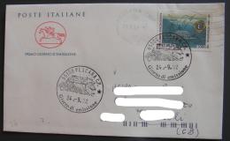 FDC Viaggiata Lions International Europa Forum Genova 1° Annullo Primo Giorno Emissione ITALIA 1992 Italy - 6. 1946-.. Republic