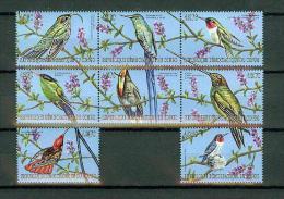 Congo (Kinsh) 2000,8V,part Set, Bird,birds,vogels,oiseaux , Part Set,MNH/postfris(D1182) - Non Classés