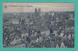 BRUXELLES [Bruxelles ~ Belgique] -->  Panorama - Monumenti, Edifici