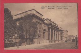 BRUXELLES [Bruxelles ~ Belgique] -->  Palais Des Beaux-Arts - Monumenti, Edifici