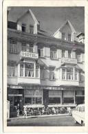 DUINBERGEN-HOTEL EDELWEISS-PRIVE-KAART-ZELDZAAM-VERZONDEN 1968-ZIE 2 SCANS - Heist