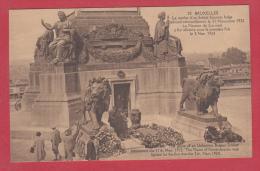 BRUXELLES [Bruxelles ~ Belgique] -->  La Tombe D'un Soldat Inconnu Belge - Monumenti, Edifici