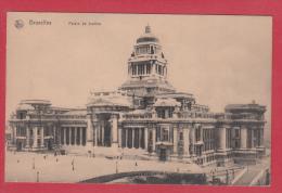 BRUXELLES [Bruxelles ~ Belgique] -->   Palais De Justice - Monumenti, Edifici