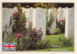 14 - Ranville - Cimetière Militaire Britannique - France