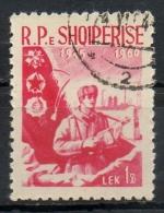 Albania 1960 - Guardia Di Frontiera Albanese, Albanian Border Patrol - Albanie