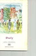 PEINTRE DUFY Petite Encyclopedie De L'art N°  12  Aux Courses Par Claude Roger-Marx    ABC 1957 - Encyclopedieën