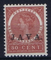 Netherlands East Indies: NVPH 78 MNH/** Signed A
