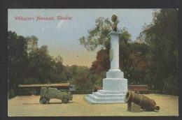 DF / GIBRALTAR / WELLINGTON'S MONUMENT - Gibraltar