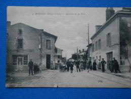 ROUSSAC  --  Quartier De La Poste  Très Animée - Other Municipalities